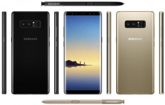 Samsung Galaxy Note 8 Final Specs