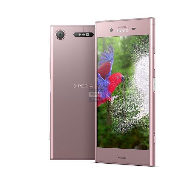Sony Xperia XZ1-02