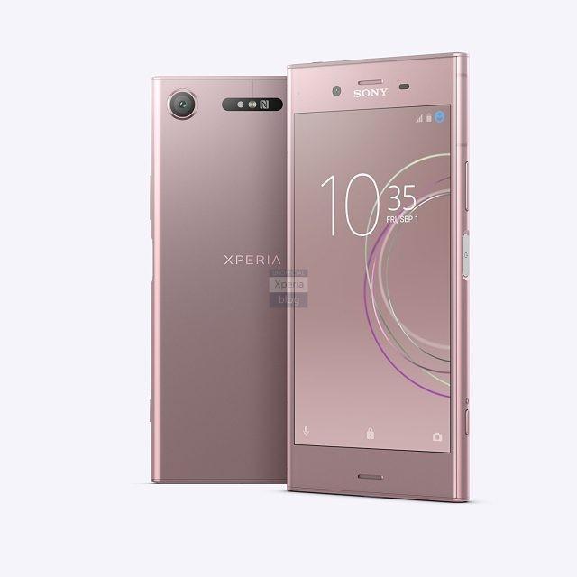 Sony Xperia XZ1-06