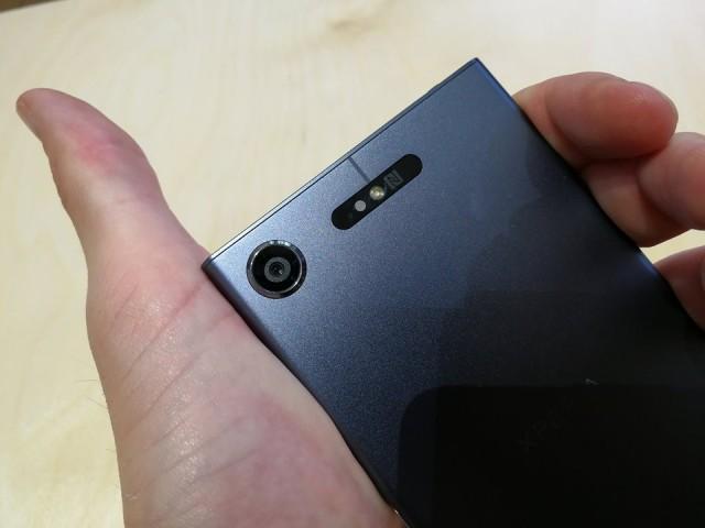 Sony Xperia XZ1 IFA 2017 - 02