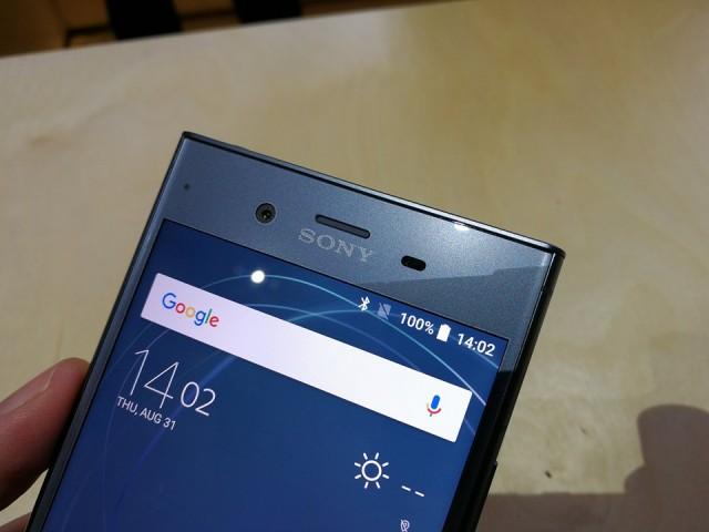 Sony Xperia XZ1 IFA 2017 - 04