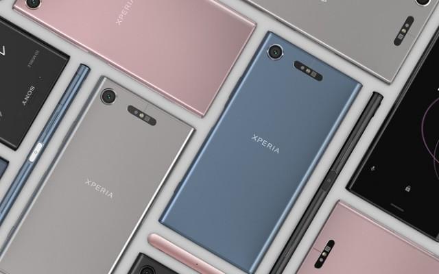 Sony Xperia Xperia XZ1-06