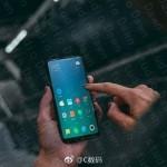 Xiaomi Mi MIX 2 leak