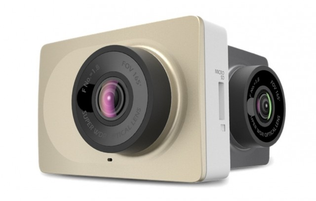Xiaomi Xiaoyi Smart Vehicle Traveling Data Recorder Camera