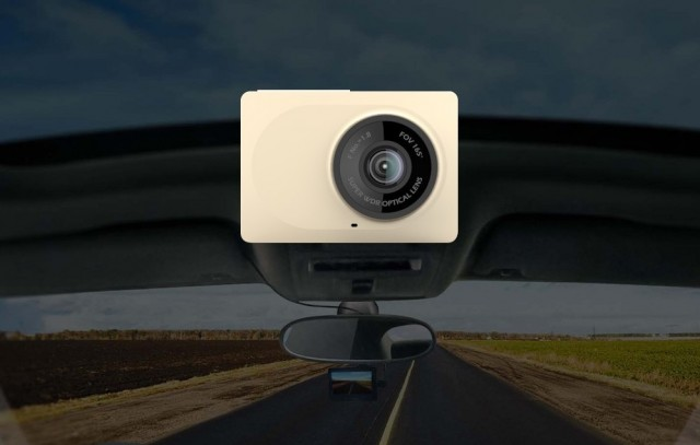 Xiaomi Xiaoyi Smart Vehicle Traveling Data Recorder Camera2