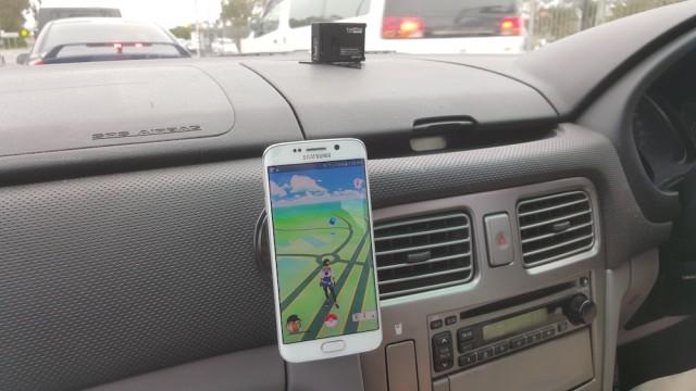 fixate car smartphone