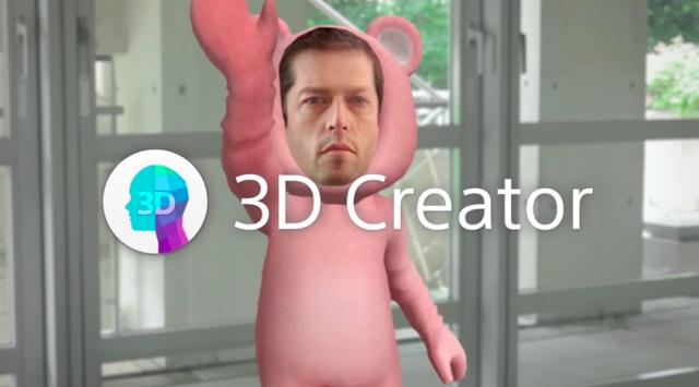 3D Creator app