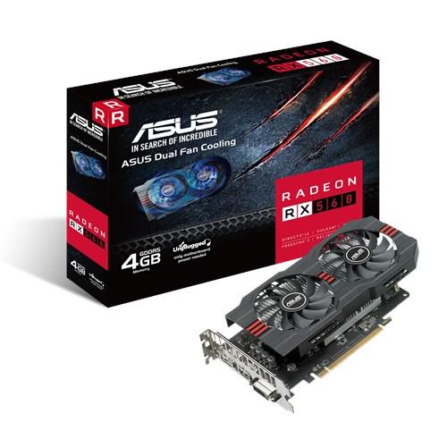 ASUS AMD Radeon RX560