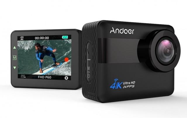 Andoer AN1 4K WiFi Sports Action Camera3