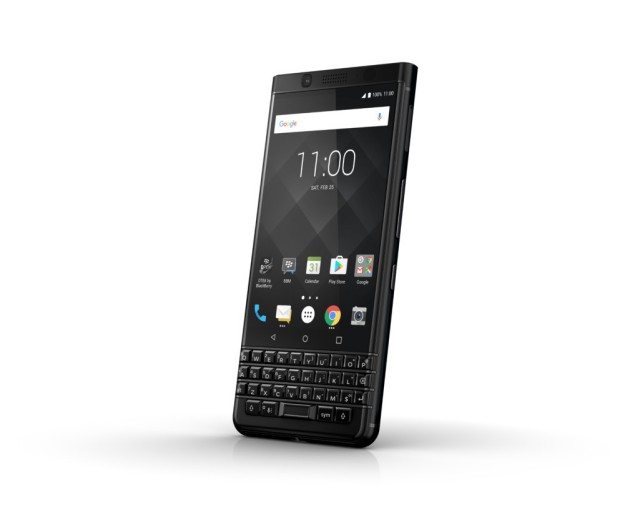 Blackberry KEYone Black Edition4