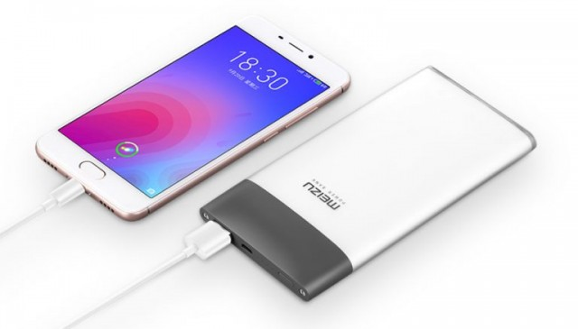 Meizu M20 10000mAh power bank3