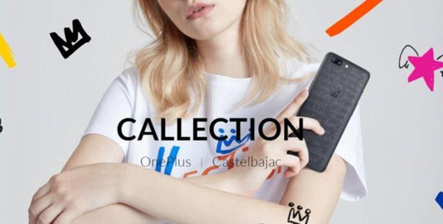 OnePlus 5 Castelbajac