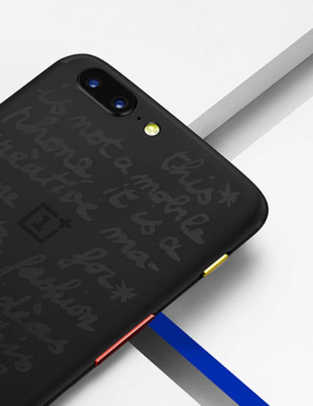 OnePlus 5 Castelbajac2