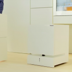panasonic movable fridge