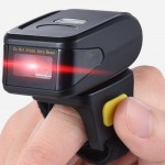 Wireless Bluetooth Ring Barcode Scanner