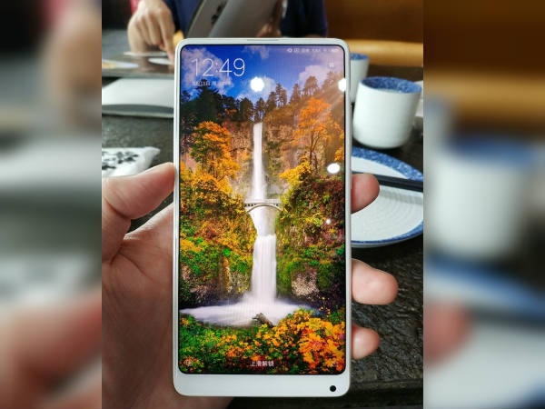 Xiaomi Mi Mix 2 White Ceramic Special Edition2