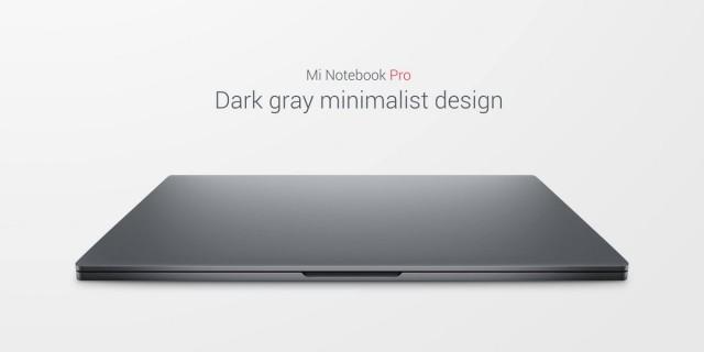 Xiaomi Mi Notebook Pro7