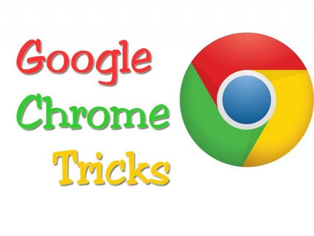 google-chrome-tricks