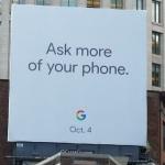 google pixel billboard