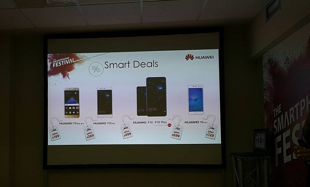 huawei smart deals