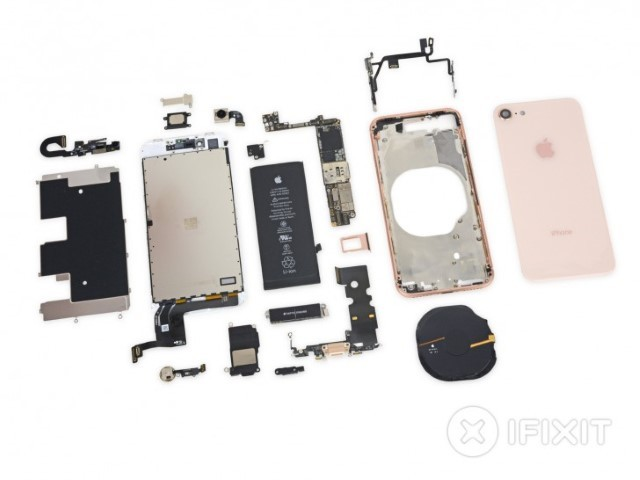 iphone 8 - ifixit