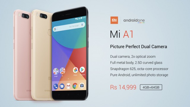 mi-android-one