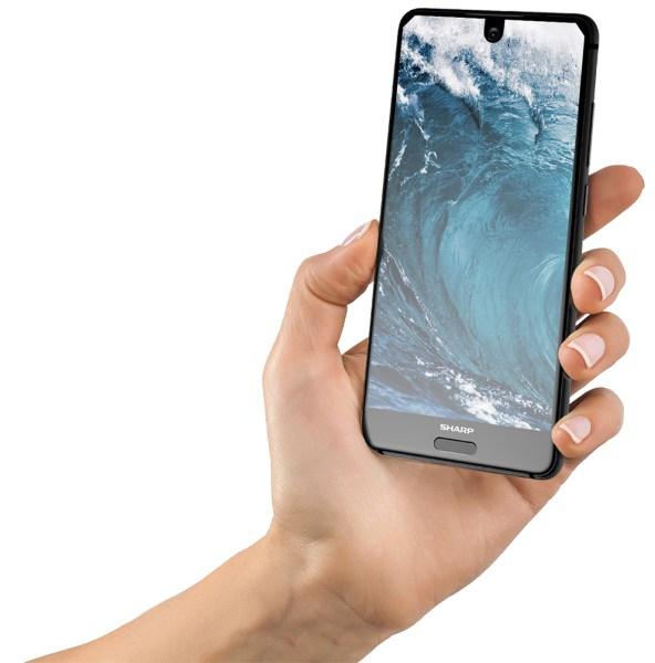 sharp-is-using-new-smartphones-2018-in-europe