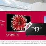 LG TV OLED 4K and SUPER UHD promo