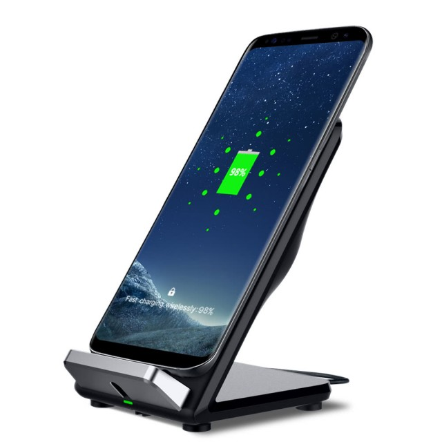 Qi Wireless Fast Charging Stand Holder 5