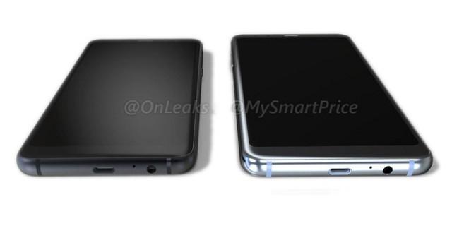 Samsung Galaxy A5 kai Α7 (2018)