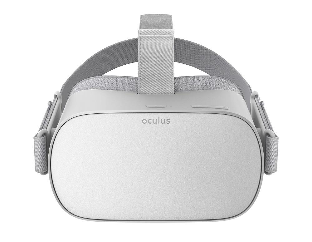 Oculus Go: Το πρώτο αυτόνομο VR headet της Oculus αποκάλυψε ο Mark Zuckerberg