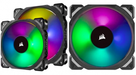 Corsair ML Pro RGB Series fans