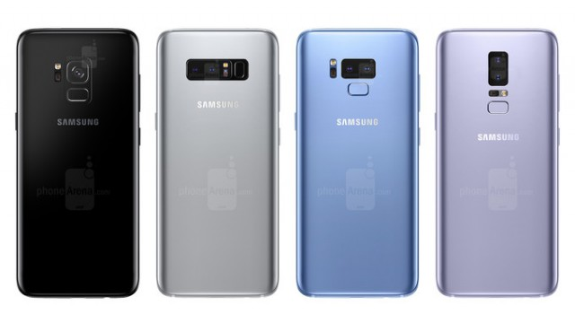 Galaxy-S9-dual-cameras-fingerprint