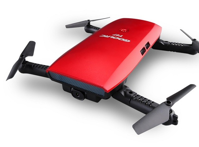 GoolRC T47 WIFI FPV Foldable RC Quadcopter