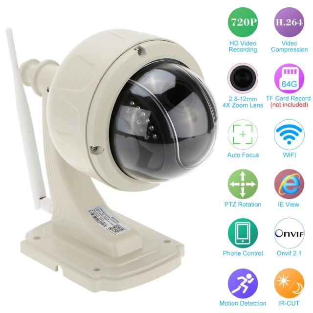 KKmoon IP Camera2