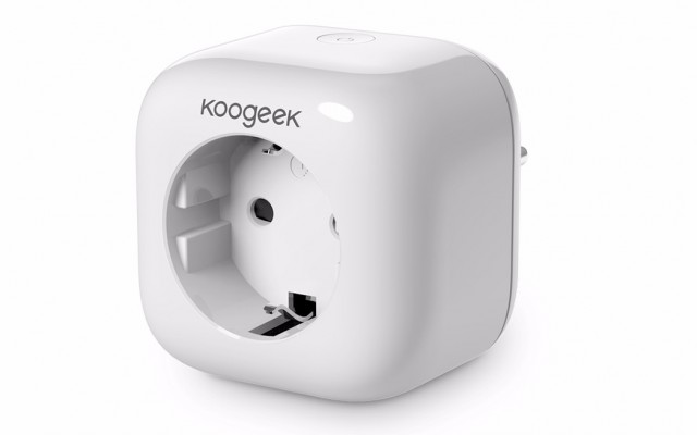 Koogeek Wi-Fi Enabled Smart Plug