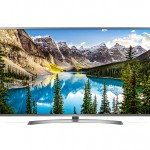 LG Ultra HD Smart TV 4K 75UJ675V & 70UJ675V
