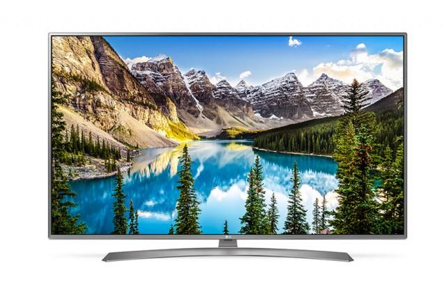 LG Ultra UHD Smart TV 4K UJ670V