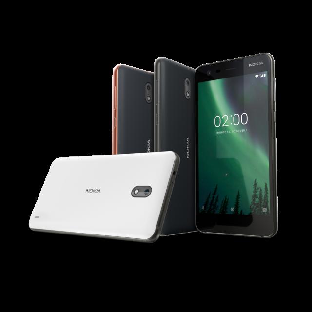 Nokia 2 Family