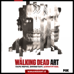 THE WALKING DEAD ART (Instagram Post)