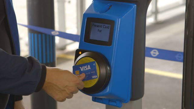 Visa Touch to Pay 1