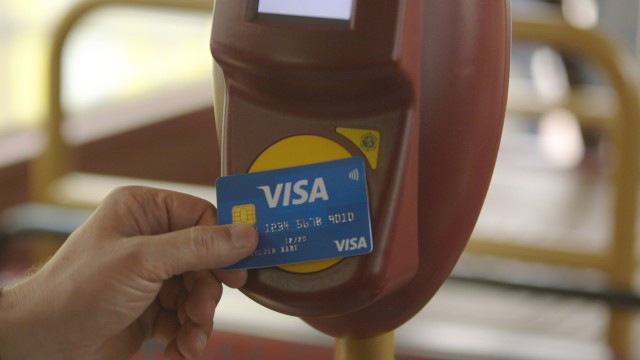 Visa Touch to Pay 2