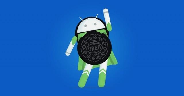 Android Oreo 8-1