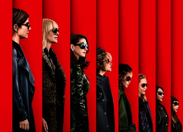 OCEAN'S 8 – Teaser One-Sheet