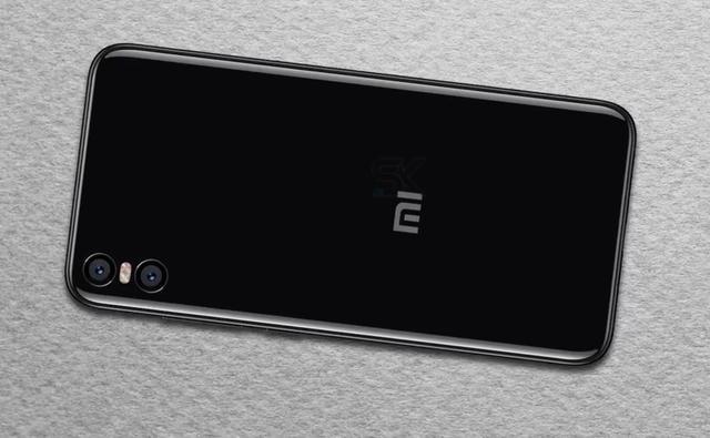 Xiaomi Mi 7 Renders 2