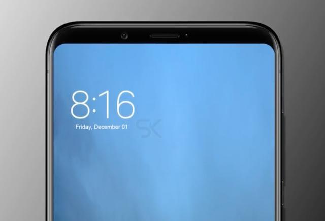 Xiaomi Mi 7 Renders 4