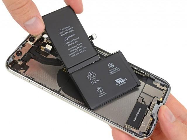 iPhone-X-iFixit-teardown