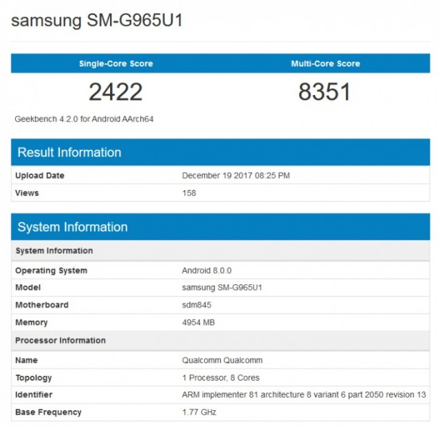 s9plus-benchmarks