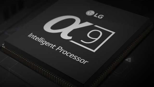 LG Alpha 9 Intelligent Processor 2