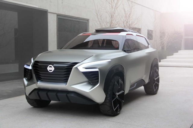 Nissan unveils Xmotion concept at 2018 North American Internatio